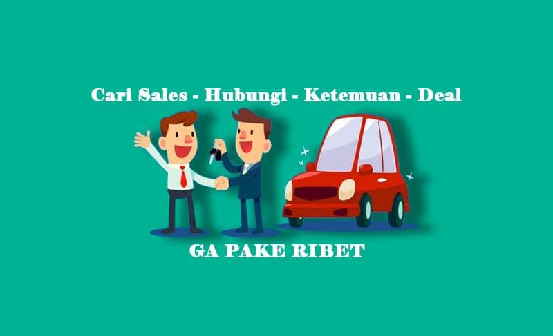 Cari Sales Mobil